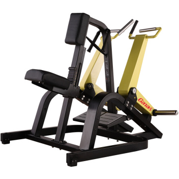 Peralatan Olahraga Gym Latihan Seated Rower Free Weight