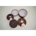Handbemalte Schneemann Customized Cosmetic Box