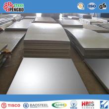 Hoja de acero inoxidable de alta calidad 304, 304L, 309S, 310S, 316, 316L