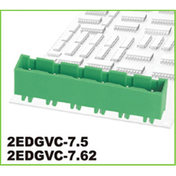 Pitch 3.81mm Green Pluggable Connector Terminal Block
