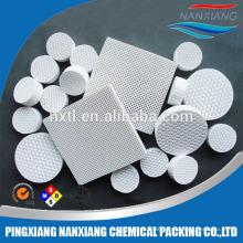 Far infrared heater plates ceramic honeycomb heater Regenerator