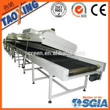 china dry quickly IR drying machine