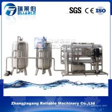 Remplisseur d'eau pure / équipement de traitement de l'eau RO