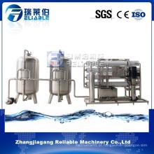 Enchimento de água pura / equipamento de tratamento de água de RO