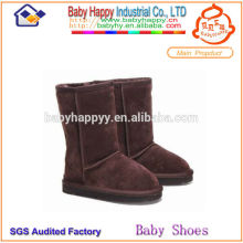 Stock online wholesale Name brand winter children boots