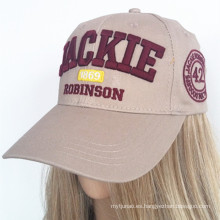 Un nuevo estilo, Gorras promocionales de los deportes gorrita rápida del casquillo de la bola y sombrero hecho punto de las lanas