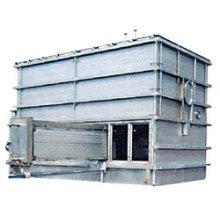 Nlg Sèche-linge à fluide de chauffage intérieur pour l'industrie alimentaire