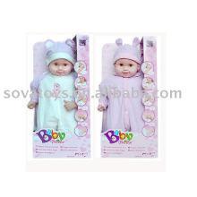 906990500 boneca de brinquedo engraçado para menina, vívida boneca, 22 polegadas bebê conjunto de boneca