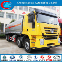 Iveco Fuel Tanker Truck 8X4 Transmission Type 25cbm-30cbm Hot Sale Fuel Tank Truck Factory Direct Sale Used Fuel Tanker Truck