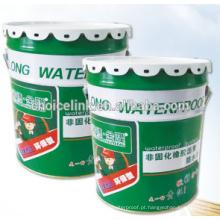 Um componente poliurea revestimento à prova d'água para casa de banho
