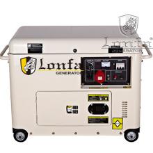 Kipor tipo trifásico de prueba de sonido generador diesel para la venta
