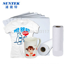 A3 A4 Roll Mug Phone Cover Polyester T-Shirt Sublimation Paper
