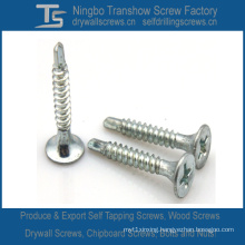 Galvanized Drywall Screws Drilling Point
