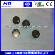 mini round magnets with holes