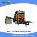 FZQT8-20 Block Making Machine