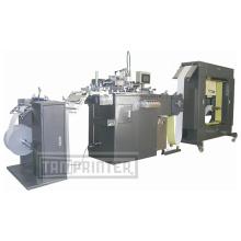 Tam-Zp Automatische 1-Farben-Rolle, um Siebdruckmaschine zu rollen