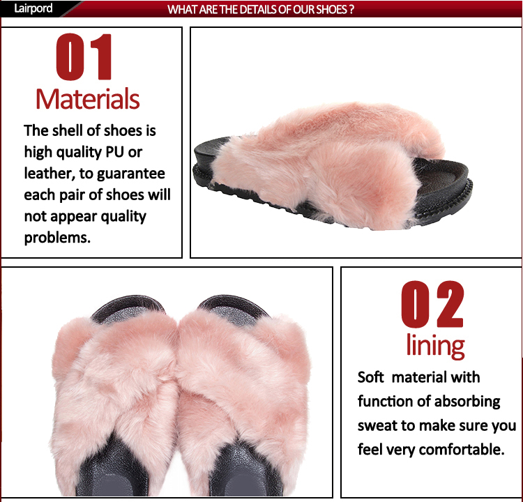 Indoor Warm Slippers