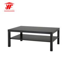 Table Basse Design Simple Noir Hollowcore