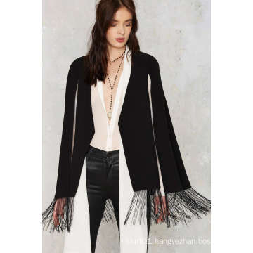Fashion Office Fringe Women Cape