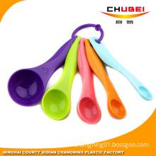 New DIY 5pcs Colorful Measuring Spoon Set Kitchen Tool Utensils Cream Cooking Baking Tool