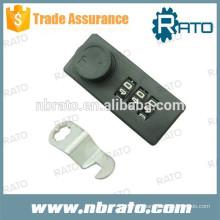 RD-108 fechadura de plástico de pequena combinação barata