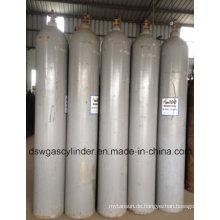 10L leerer aktivierter Zylinder mit elektromagnetischem Ventil