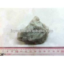 Piedra natural áspera de la piedra preciosa del cuarzo, roca áspera natural de la piedra preciosa