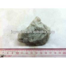Pedra áspera natural da pedra preciosa do quartzo, rocha áspera natural da pedra preciosa