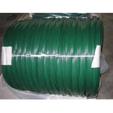 PVC revestido quente-mergulhado fio de ferro galvanizado