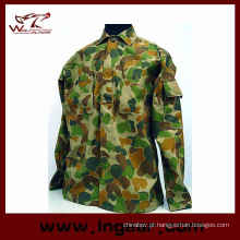 Combate uniforme militar do exército australiano Camo uniforme uniforme Wargame