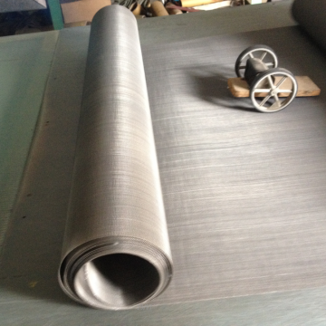 high density stainless steel wire mesh