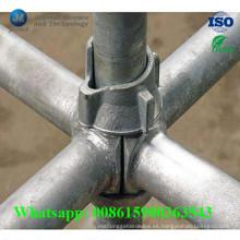 Andamio de acero del sistema de Cuplock del andamio para la construcción
