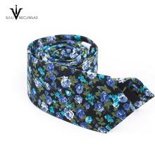 Custom Print Silk Tie in Theme Music Tie