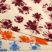Imprimir tecido de algodão de moda 2016
