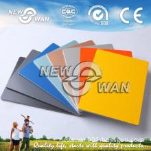 Plus PVDF Aluminum Composite Panel (NACP-0016)