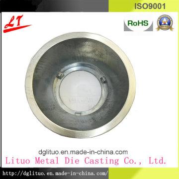 Широко используемое оборудование Алюминиевый / цинковый сплав Литье под давлением и освещение