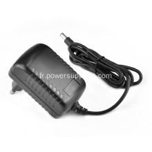 UK Power Adapter Adaptateur secteur 9 V 2000 mA