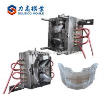 Los nuevos productos moldean plástico barato modificado para requisitos particulares de la motocicleta del molde de inyección plástico de la moda