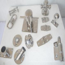 Productos de hardware de acero inoxidable de fundición a la cera perdida (piezas de mecanizado)