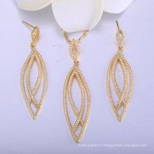 Ventes chaudes d'usine petites boucles d'oreilles or avec le prix le moins cher