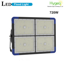 Dimmable 720w stadium led flood lights
