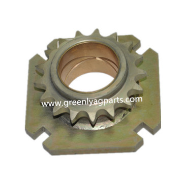 AH143227 John Deere 17 tooth tooth sprocket