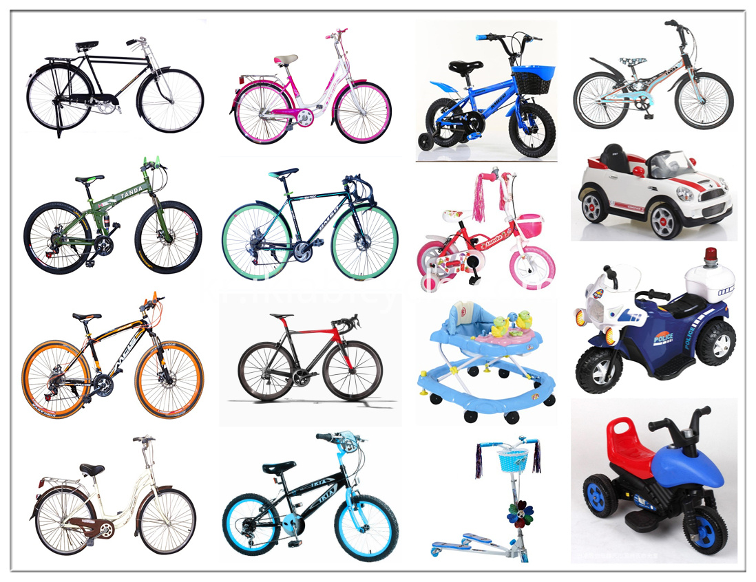 bikes catalogue