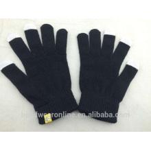 Spezialität benutzerdefinierte praktische Handy und Tablette Computer Touchscreen Handschuhe