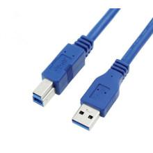 Conector de cable de impresora USB 3.0
