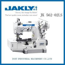 JK562-02LS direct drive servo moter device interlock sewing machine