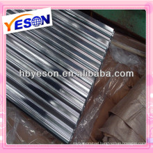 Corrugated roofing sheet/steel building material/roofing tile