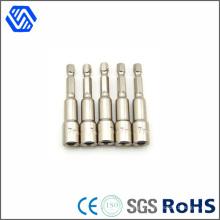 1/4 '' 3/8 '' 65mm Magnetic Sleeve Socket Clé à clé