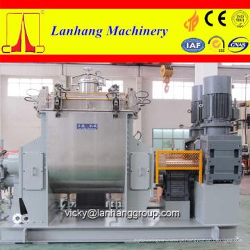 Máquina misturadora de braços duplos de amassador Sigma