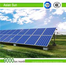 1MW Solar Panel Mounting Brackets for Solar Energy System